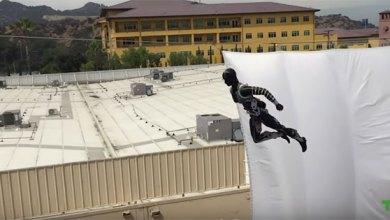 "Photo of روبوت من ديزني ""ممثل بديل"" لأدوار السينما الخطرة"