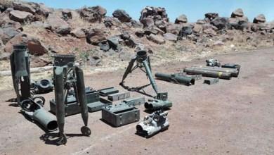 Photo of مسلحو بصرى الشام يسلمون دفعة جديدة من أسلحتهم للجيش العربي السوري