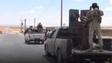 "Photo of انسحاب الدفعة الأخيرة من مستشاري ""الوحدات الكردية"" من منبج"