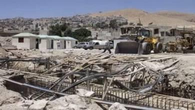 Photo of إعادة تأهيل طريق برزة – مشفى تشرين