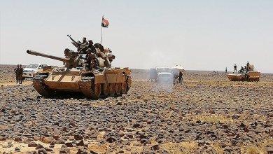 Photo of الجيش العربي السوري يتقدم في تلول الصفا بريف السويداء الشرقي