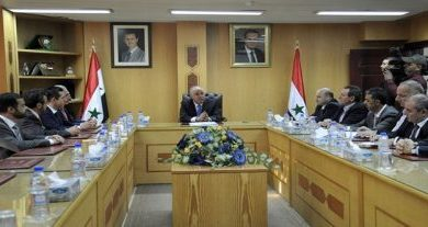 Photo of مذكّرة تفاهم سوريّة ـ برازيليّة للتعاون الاقتصادي