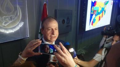 Photo of وزير النفط لتلفزيون الخبر: أبرزنا في معرض دمشق الدولي دور الوزارة بإعادة تأهيل المحطات النفطية