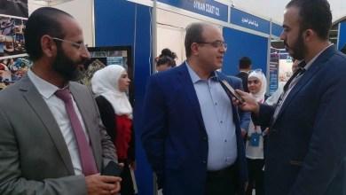 Photo of وزير الاقتصاد والتجارة الخارجية لتلفزيون الخبر: حركة المعارض دليل على النشاط التجاري في سوريا