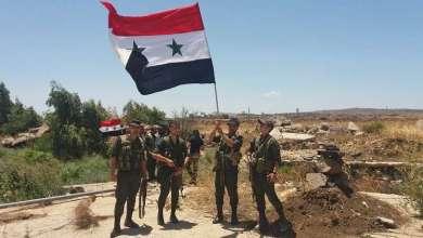 Photo of استشهاد ثلاثة عناصر من الجيش العربي السوري وإصابة تسعة آخرين بهجوم للمسلحين بطائرات مسيرة في اللاذقية
