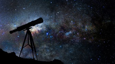 Photo of رصد فلكي للسماء بواسطة التلسكوبات من دير عطية