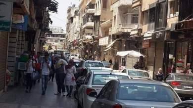 """Photo of """"ستة إلا ربع"""" .. شارع الحب الذي دمرته الحرب في دير الزور"""
