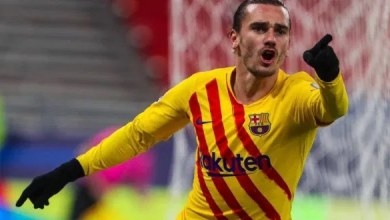 "Photo of اختيار هدف ""غريزمان"" الأفضل في الجولة الخامسة من دوري أبطال أوروبا"