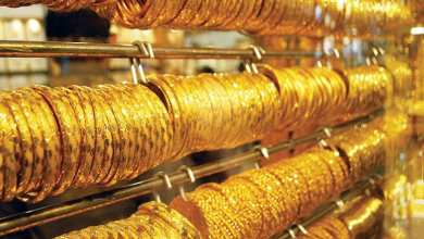 Photo of غرام الذهب ينخفض بمقدار ألفي ليرة