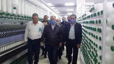"""Photo of وفد وزاري يجري """"جولة تفقدية"""" في حلب"""