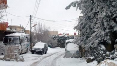 Photo of حالة الطرق العامة نتيجة الأحوال الجوية السائدة