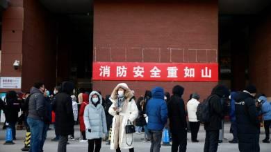 Photo of مدينة صينية تكافئ المبلغين عن رافضي اختبارات كورونا