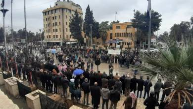"Photo of ""قسد"" تفتح النار على مظاهرة سلمية.. استشهاد شاب وإصابة 4 آخرين في الحسكة"