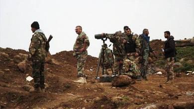 Photo of الجيش يمشط منطقة كباجب في دير الزور