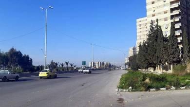Photo of قطع طريق المتحلق الجنوبي بدمشق لصيانة فواصل التمدد