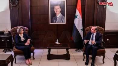 Photo of مباحثات سورية عراقية لتسهيل عودة السوريين والعراقيين إلى بلديهما