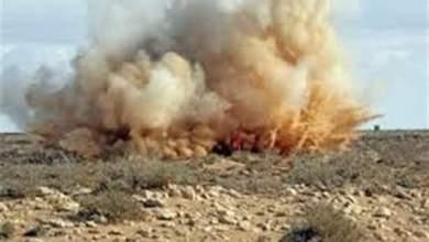Photo of مجدداً.. استشهاد شخصين وإصابة 12 أخرين بانفجار لغم خلال جمعهم الكمأة في تدمر