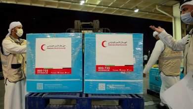 Photo of وصول طائرة مساعدات إماراتية رابعة إلى دمشق