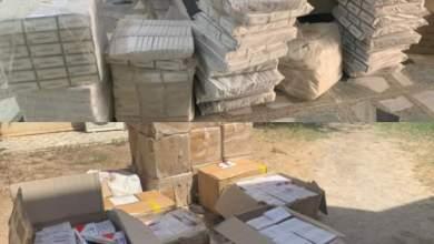Photo of العراق يحبط عملية تهريب كبيرة لمواد طبية من سوريا