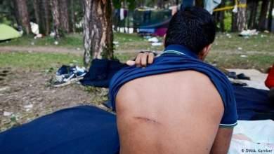 Photo of تقرير: عمليات تعذيب يتعرض لها المهاجرون في اليونان وكرواتيا