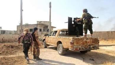 """Photo of 5 قتلى من مسلحي """"فيلق الشام"""" بعملية تسلل لـ """"قسد"""" في ريف عفرين"""
