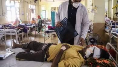 """Photo of """"الفطر الأسود"""" مرض جديد يتفشى بين مرضى كورونا في الهند"""