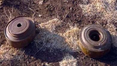 Photo of إصابة شاب بانفجار لغم أرضي في حلب