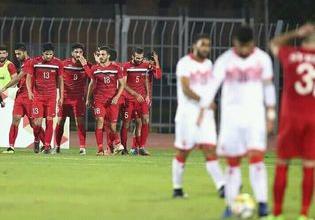 Photo of سوريا في التصنيف الأول لمنتخبات كرة غرب آسيا الأولمبية