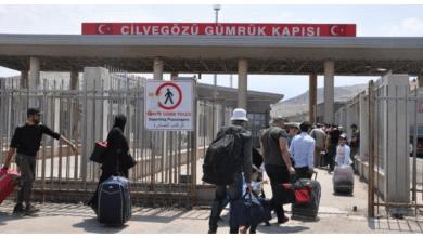 Photo of تركيا تقبض على ستة سوريين دخلوا أراضيها بصندوق سيارة