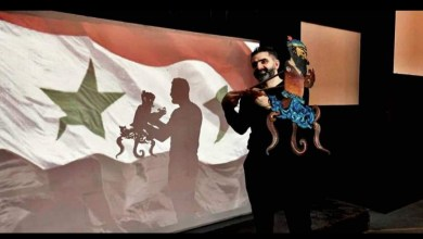 """Photo of المخايل يامن معلا.. ابتكر شخصية دميته """"أوليل"""" مع فريق ظلال وأسس فرقة """"كف عدس"""""""