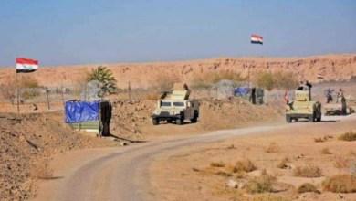 Photo of العراق يطلق عملية أمنية على الحدود مع سوريا
