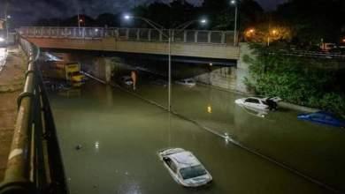 """Photo of سببها الأمطار.. فيضانات """"تاريخية"""" تجتاح نيويورك وتتسبب بمقتل ٩ أشخاص"""