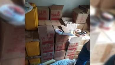 Photo of ضبط كاكاو وشوكولا سائلة ورب بندورة غير صالحة للاستهلاك البشري في حماة