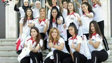 Photo of حللن ثامنا..سيدات سوريا ينهين مشوارهن في كأس آسيا لكرة اليد