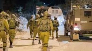 Photo of استشهاد 4 فلسطينيين خلال اقتحام قوات الاحتلال مدن في الضفة الغربية