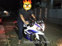 Me with Yamaha Old R15!
