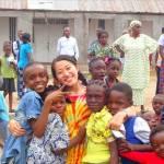 コンゴ民に一目惚れ💛 JKだってカラフルな世界へ飛び込みます!