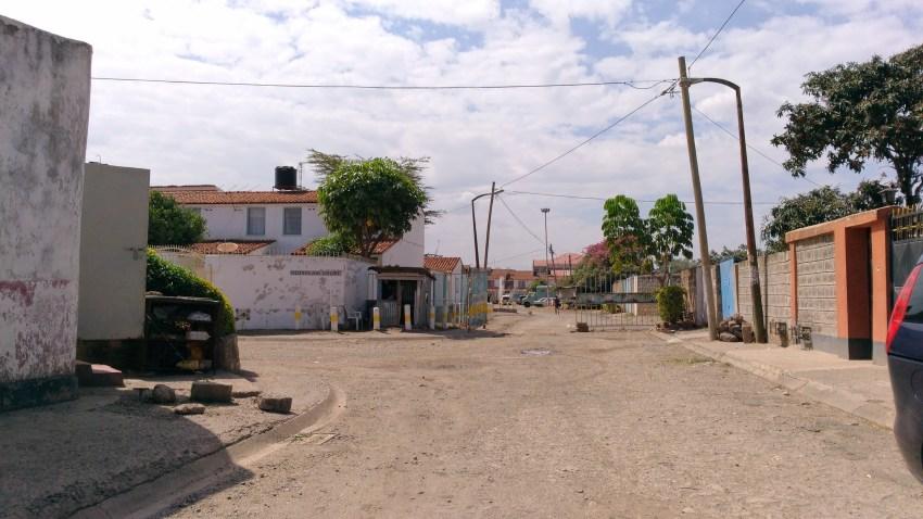 ケニアのブルブル地区