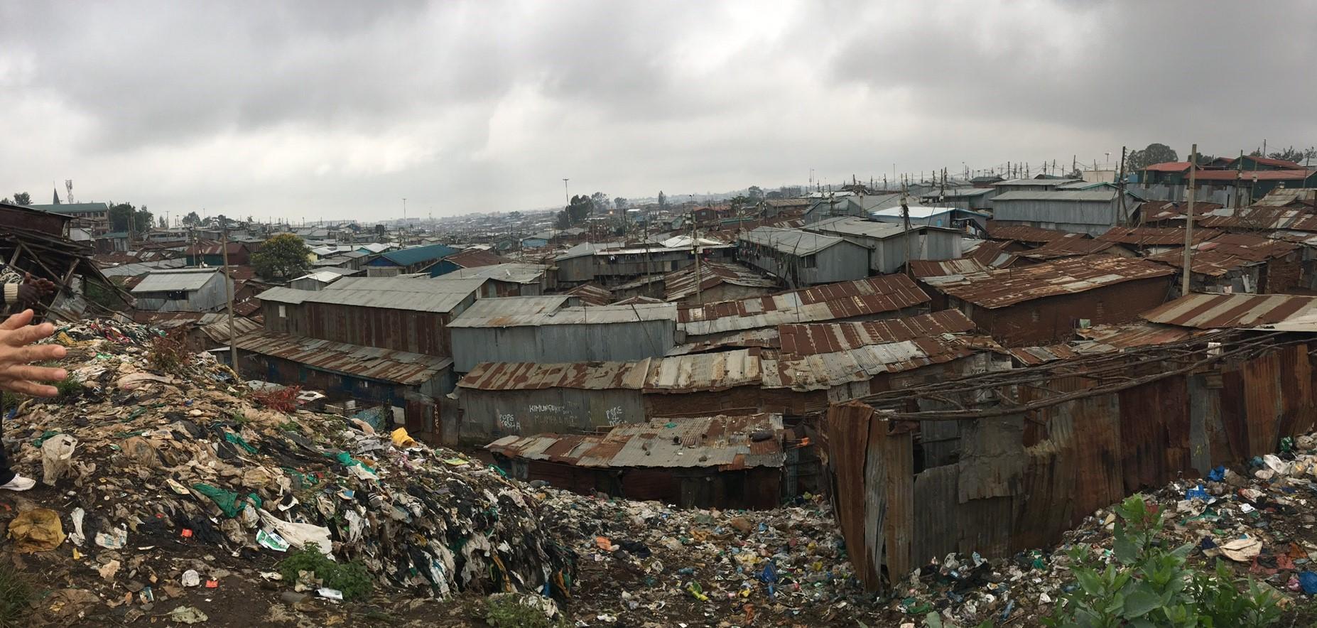 アフリカ最大級のスラム街、キベラスラムを訪れて 高橋沙織