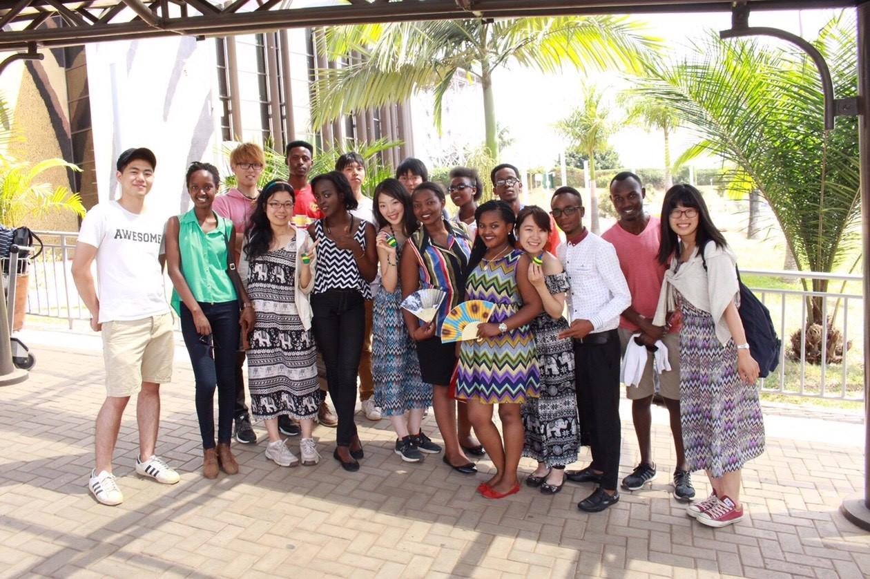アフリカ・ルワンダに行きたい人、大募集!!!