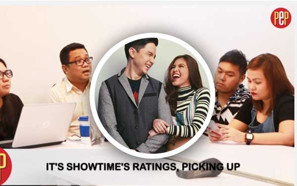 PEP Multimedia Team Talks About #AlDub's Popularity