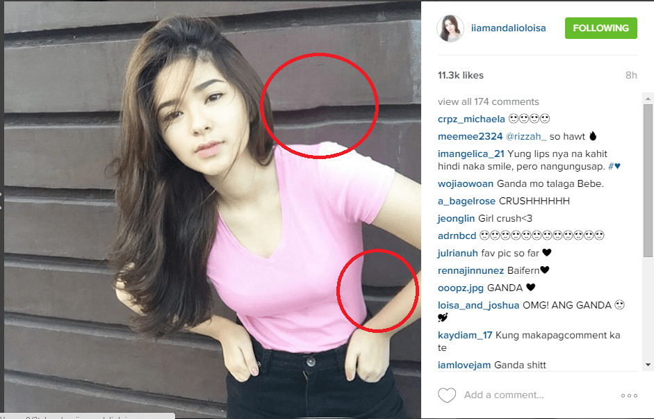 All About Juan LOOK Photo Edit Fail By Loisa Andalio