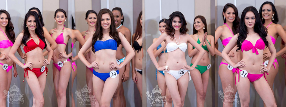 Loren Artajos, Angelita Alita, Angela Ritter Valdez and Marlann Flores. Photos from Bb. Pilipinas