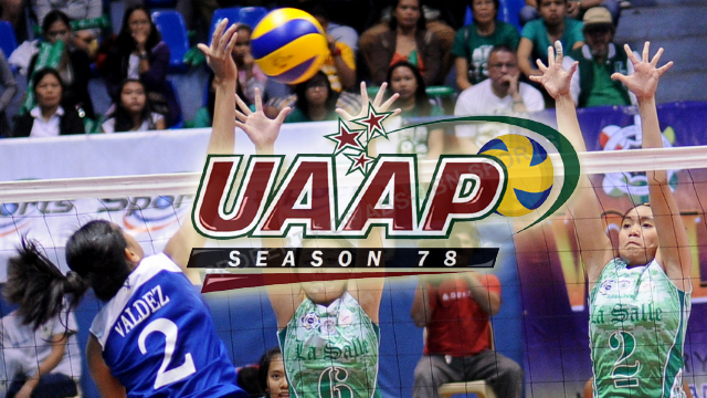 uaap 78 volleyball