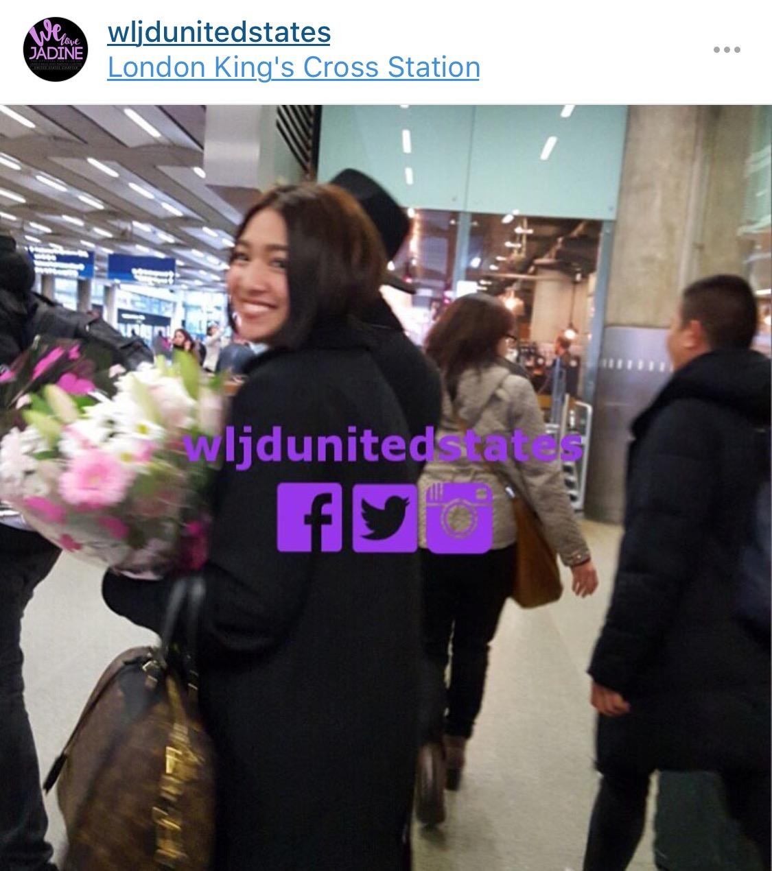 JaDine in London2