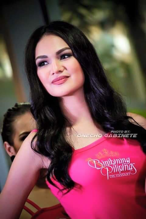 Kim Ross disqualified from bb pilipinas 2016