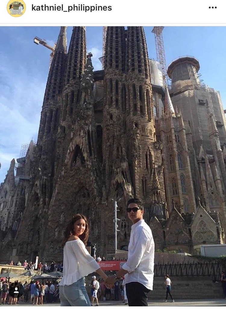 All About Juan  Look Photos Of Kathniel In Spain  All About Juan-9176