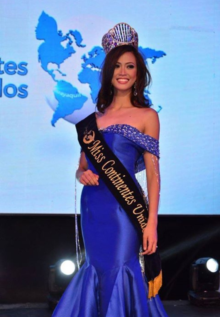 Images courtesy of Facebook: The Official Miss United Continents