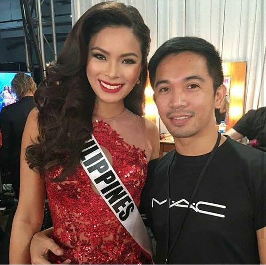 Maxine Medina Red carpet