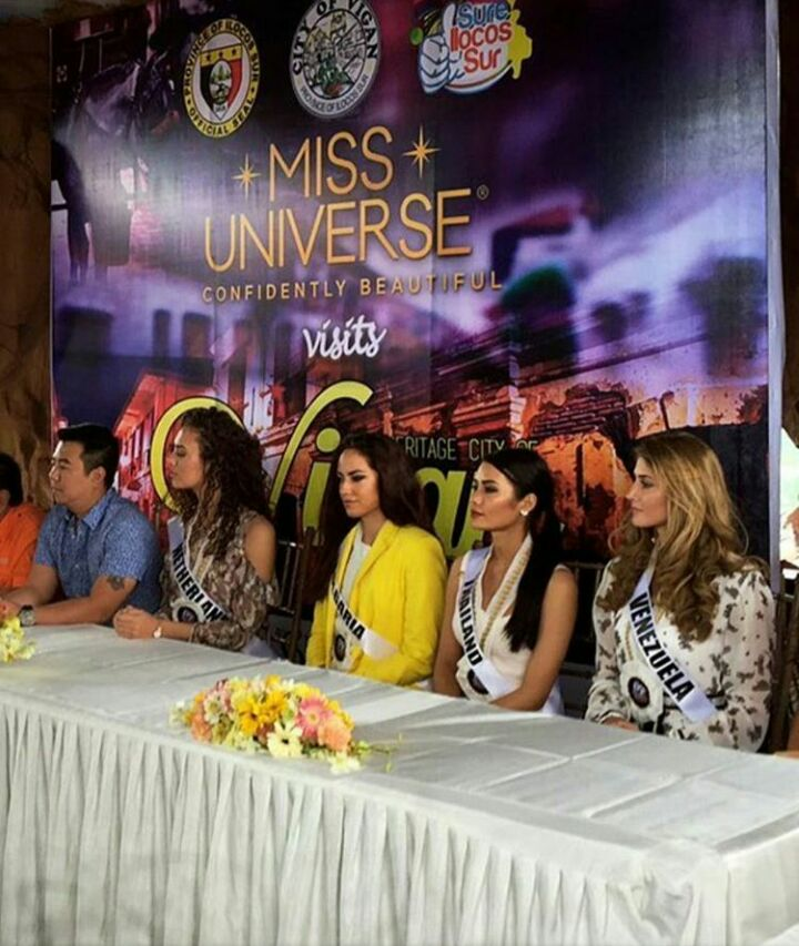 miss universe 2016 in vigan